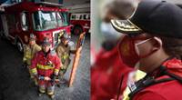 Congreso declaró de interés nacional pensión para bomberos voluntarios del Perú.