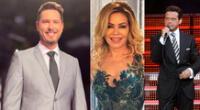 El actor Cristian Rivero se confesó fan de corazón del cantante Luis Miguel.