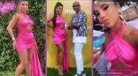 Yahaira Plasencia y su look para los Premios Heat 2021.