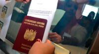 Revisa cómo tramitar tu pasaporte en el aeropuerto Jorge Chávez.