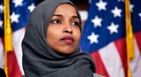 Ilhan Omar , congresista estadounidense se pronuncia por las elecciones en el Perú