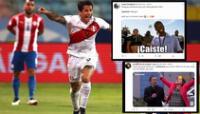 Mira aquí los hilarantes memes del primer tiempo de la selección peruana ante Paraguay.