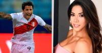 La morocha celebró el triunfo de nuestro país ante Paraguay en la Copa América.