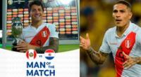 El Bambino volvió a lucirse en el campeonato de la Copa América 2021 como el 9 de la selección peruana.
