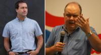 Periodista fue puntual en mensaje contra excandidato presidencial.