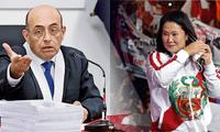 Juez Zúñiga amplió por 20 días el plazo para revisar acusación de Keiko Fujimori por el caso Odebrecht