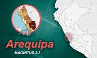 Movimiento telúrico asusto a ciudadanos de Arequipa