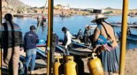 Familias compran gas boliviano de contrabando