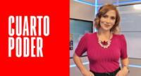 Tatiana Alemán, sería la nueva conductora de Cuarto Poder