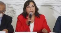 Dina Boluarte rechaza asociaciones con banda criminal de Junín.
