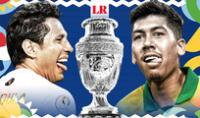 Perú y Brasil volverán a enfrentarse en la edición 2021 de la Copa América. Foto: composición Gerson Oviedo/GLR