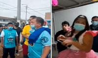 Intervenidos en campeonato de fútbol y fiesta infantil