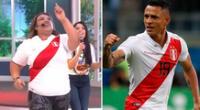 Mamá de Yoshimar Yotún pronostica un triunfo de Perú.