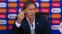 Gareca reveló malos tratos del árbitro chileno Tobar a los jugadores