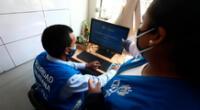 Debido a la pandemia, el programa se lleva a cabo de manera virtual y se estima que, hasta diciembre, se trabajará con 30 colegios de Lima.