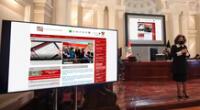 Elvia Barrios Alvarado, puso en vigencia desde hoy la herramienta informática Casilleros Digitales de Jueces y Juezas en todas las Cortes del país