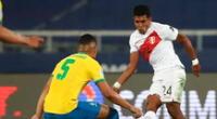 Raziel García quiere quedar en el tercer puesto en la Copa América 2021.