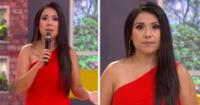 Tula Rodríguez compartió un mensaje en medio de la polémica que generó su comentario en EBT.