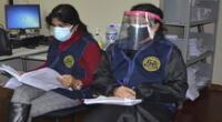 OCMA inspeccionó despacho de la jueza Soledad Blácido Báez