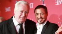 Robert Downey Sr. padre del actor Robert Downey Jr. falleció.