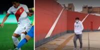 Jhilmar Lora tuvo una destacada actuación ante Brasil por la Copa América 2021.