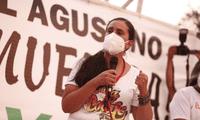 Verónika Mendoza insta a congresistas dejar elección para el siguiente Parlamento.