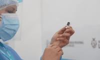 Vacunación continúa con éxito en la Ciudad Blanca.
