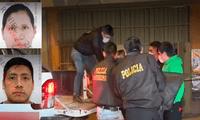 Virginia Cruz Oyola (57) y Álex Álvarez Cruz (33) fueron asesinados dentro de su hogar