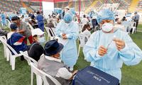Son 21 centros de vacunación que estarán abiertos por 36 horas, mientras los demás atenderán en su horario habitual.