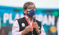 Óscar Ugarte sostuvo que Arequipa podría tener jornada de vacunatón el próximo fin de semana