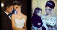 Natalie y Yaco reviven su matrimonio en su sexto aniversario.