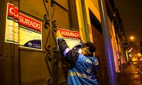 Municipalidad de Lima clausuró tres locales en el Centro de Lima