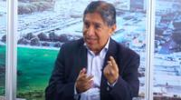 Avelino Guillén es actual integrante del equipo técnico del presidente electo Pedro Castillo.