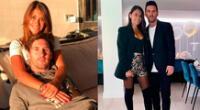 Lionel Messi y Antonela Rocuzzo retrasaron su viaje por amenaza de bomba.