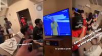 Peculiar video del repartidor se hizo viral en las redes sociales.