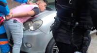 El detenido dijo que no realizó el disparo y PNP no le cree