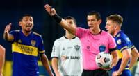 El VAR volvió a equivocarse ahora en la Copa Libertadores 2021.