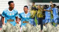 Sporting Cristal y Arsenal de Sarandí chocan en la Copa Sudamericana 2021.