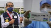 Embajada de China en el Perú desmintió declaraciones de Rafael López Aliaga sobre la vacuna.