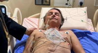Jair Bolsonaro utilizó su cuenta de Twitter para reportar su estado de salud.