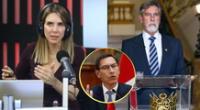 Juliana Oxenford asevera que Francisco Sagasti hizo todo el plan de vacunación del Perú