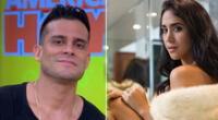 Melissa Paredes le da su 'chiquita' a Christian Domínguez por compararse con ella