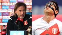 Esto dijo el 'Tigre' sobre el reemplazo de Gianluca Lapadula ante Uruguay.