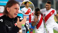 ¿Guerrero y Farfán en Eliminatorias? Ricardo Gareca se pronuncia sobre participación ante ausencia de Lapadula.