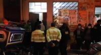 Realizan fiesta clandestina en Puno en pleno estado de emergencia.