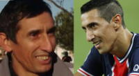 ¡Arrasó! Churrero con parecido a Ángel Di María  incremente ventas desde la Copa América.