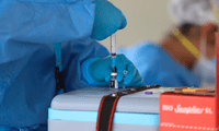 Las dosis para agosto son de los laboratorios de Sinopharm, Covax Facility y Pfizer