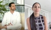 La modelo se mostró indignada con la reciente entrevista de Eleazar