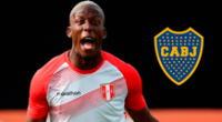 Luis Advíncula no llegaría a Boca Juniors por un tema contractual.