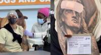 El chico reality Hugo Garcia viajó a Miami el fin de semana y aprovechó en ponerse la dosis de la vacuna Johnson & Johnson.